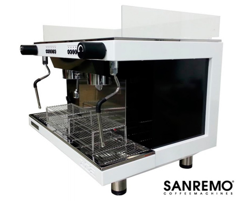 Sanremo launch the much-anticipated Zoe tall cup machine! Image